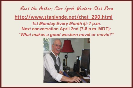 Stan Lynde Chat Room